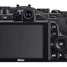 USED Nikon Coolpix P7000 10.1 MP Digital Camera with 7.1x Wi