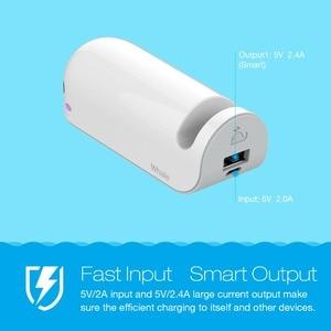 Image 4 - Vinsic 10000mAh 10050mah Power Bank Portable Charger Mobile Phone Digital Display External Battery Pack USB Charging Powerbank