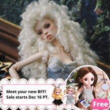 Новое поступление BJD кукла 1/4 Beth FreedomTeller женское тело модный подарок как Lillycat