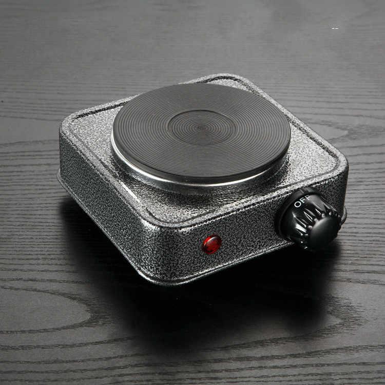 Mini estufa eléctrica multifunción para el hogar pequeño termostato de horno eléctrico para el hogar Cocina de leche caliente placa caliente de viaje 220V