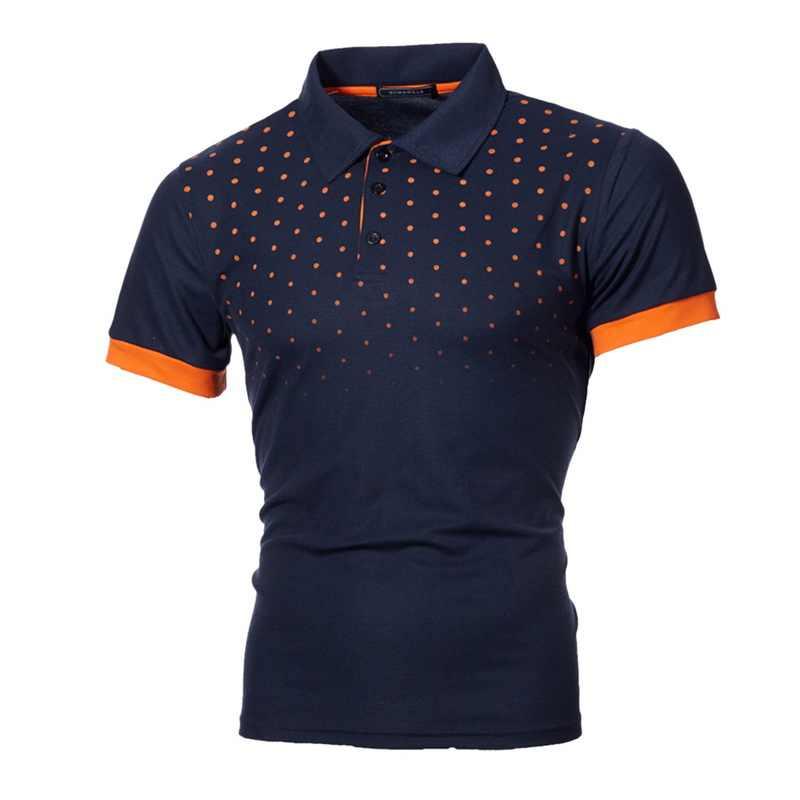 통풍 남성 폴로 셔츠 남성용 Desiger Polos 남성 빠른 건조 반소매 셔츠 옷 유니폼 Golftennis