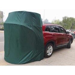 Автомобильная задняя крыша, наружное оборудование, палатка для кемпинга, навес, задний фонарь, навес для пикника, без окна, для Porsche Audi BMW, тол...
