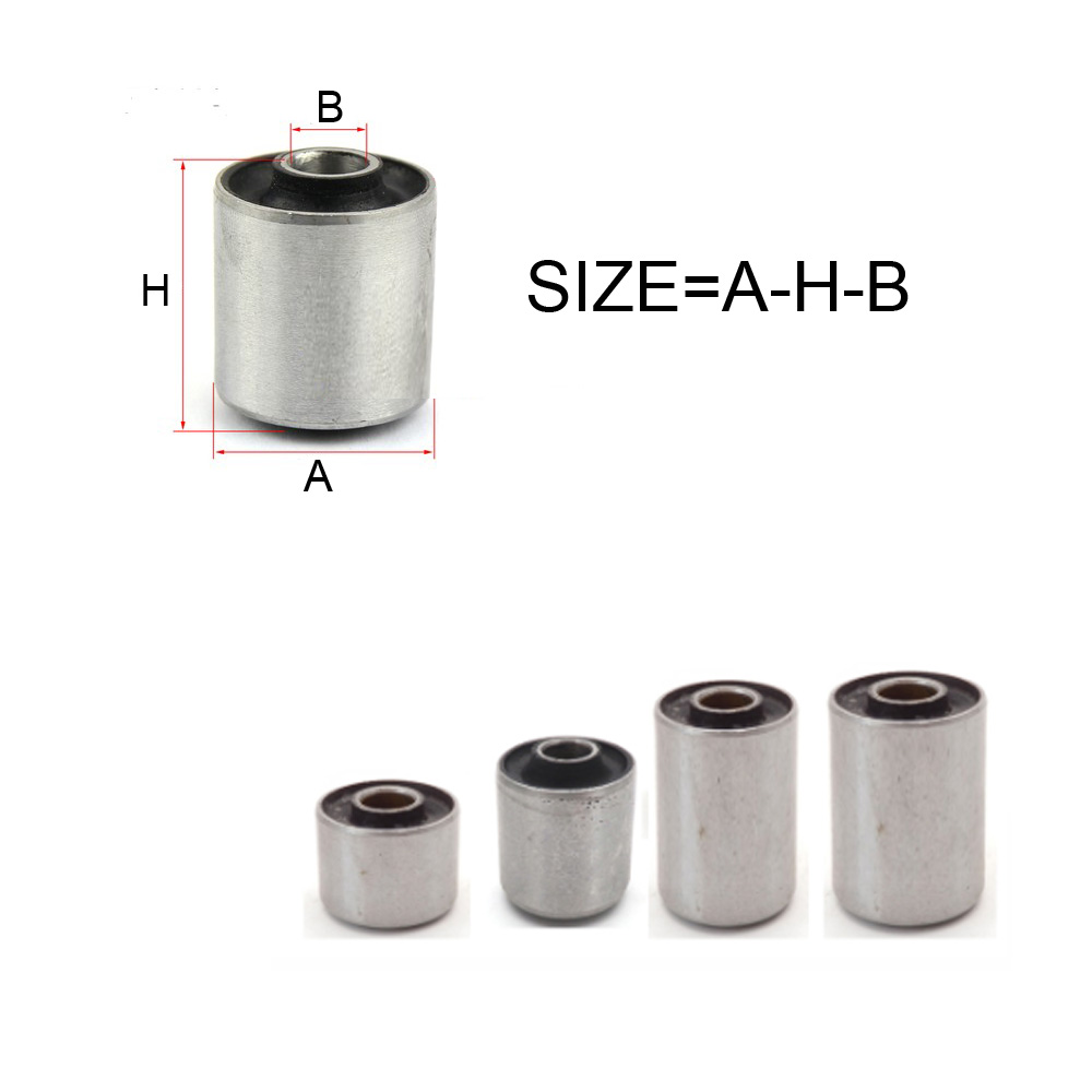 Kickstarters <font><b>Parts</b></font> <font><b>Engine</b></font> Bushing 8mm 9mm 10mm 12mm 14mm Middle Sleeve for <font><b>Gy6</b></font> Scooter Moped Go Kart Atv <font><b>50cc</b></font> 125cc 150cc image