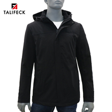 2020 New Men Jacket Spring Black Jacket Autumn Cotton Padded Coat Men Fashion Jackets Windbreaker Coat Hooded Russian Size M-3XL chinese traditional costume women s cotton jacket coat size m 3xl