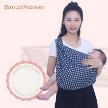 Soft Infant Wrap 0-3Y Baby Carrier Sling For Newborns Breathable Wrap Hipseat Breastfeed Birth Nursing Cover Backpack 5956(China)
