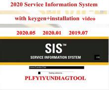 Cat sis – catalogue de pièces + ET 2019C avec keygen pour chat, nouveauté 2020.05