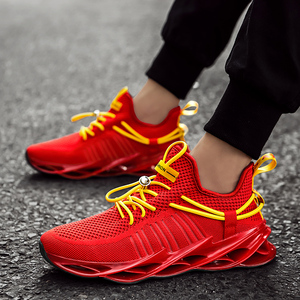 Image 3 - tenis masculino Zapatillas de deporte de lujo para hombre, zapatos informales de entrenamiento, mocasines de moda, zapatillas de correr para hombre