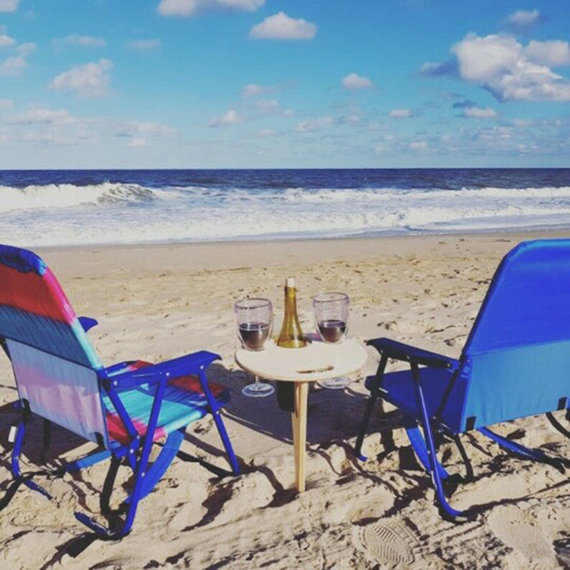 Outdoor Portable Wine Foldable Table 5