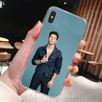 For iPhone 7 8 Nick Joe Kevin Jonas Brothers Phone Case For Iphone 6 6s Plus 7 8 Plus X XS XR XS MAX 11 11 Pro 11 Pro Max Cover image
