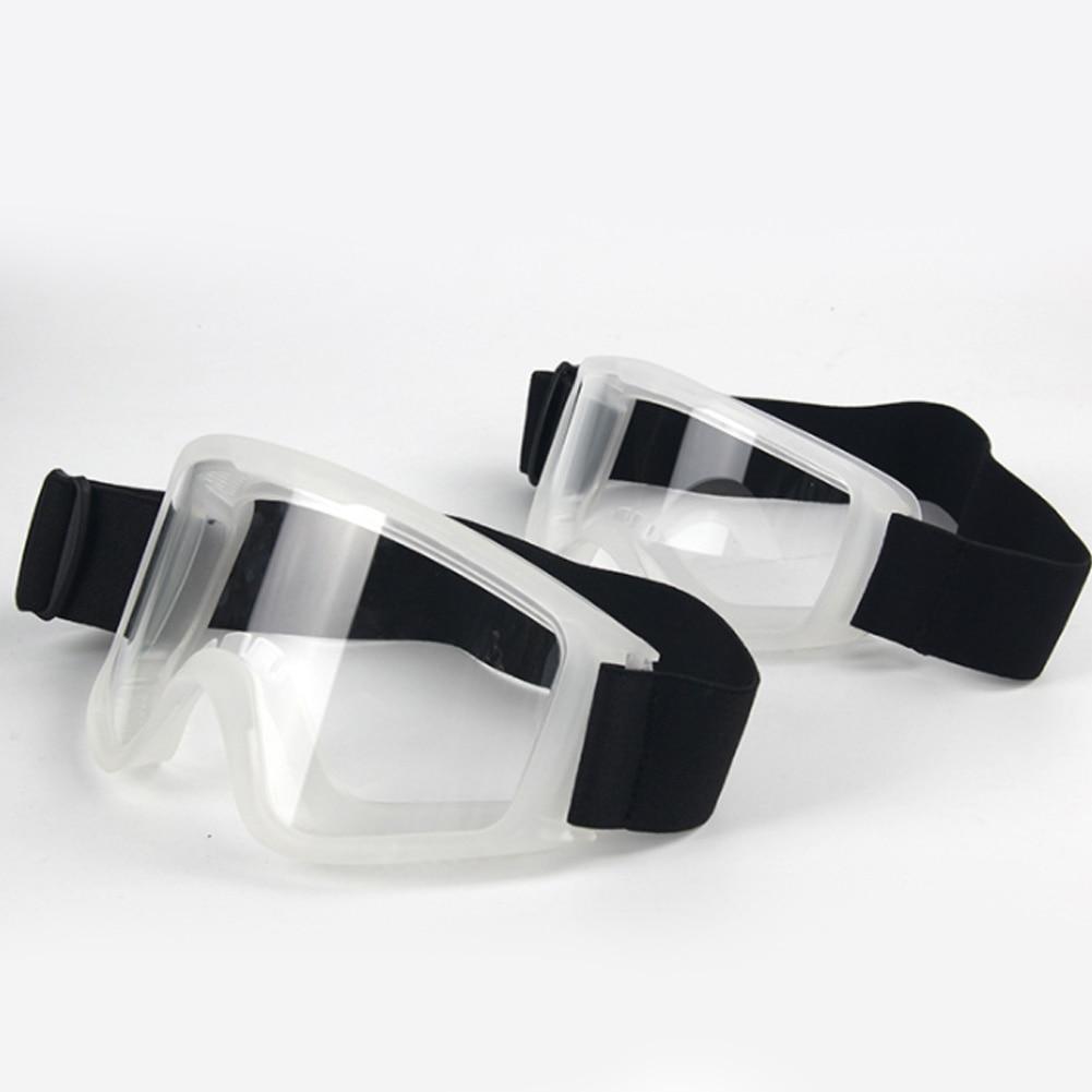 Transparent Goggles Anti- 1 Droplet Multi-function Glasses Anti-Splash Saliva Eye Protection For Kids Adults