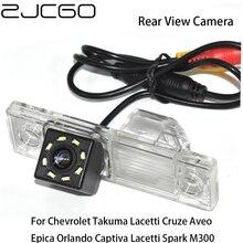 цена на ZJCGO CCD Car Rear View Reverse Back Up Camera for Chevrolet Takuma Lacetti Cruze Aveo Epica Orlando Captiva Lacetti Spark M300