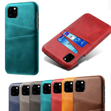 PU Leather Case For Samsung Galaxy A6 2018 Cover Card Slot PU Back Case For Samsung A6 Plus 2018 A8 Plus 2018(China)