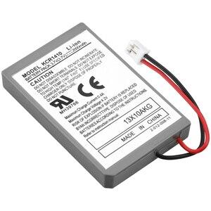 Image 4 - 4 個 2000 6400mah バッテリーパック + usb 充電ケーブルソニーのゲームパッド PS4 バッテリー Dualshock4 ワイヤレスコントローラ充電式電池