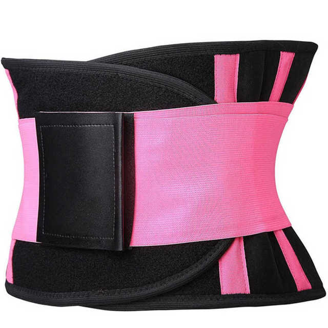 Postpartum Shapewear Body Shaper Bandage Sweat More Waist Trainer for Women Weight Loss Corset Belly Band Belt Control Slimming 1