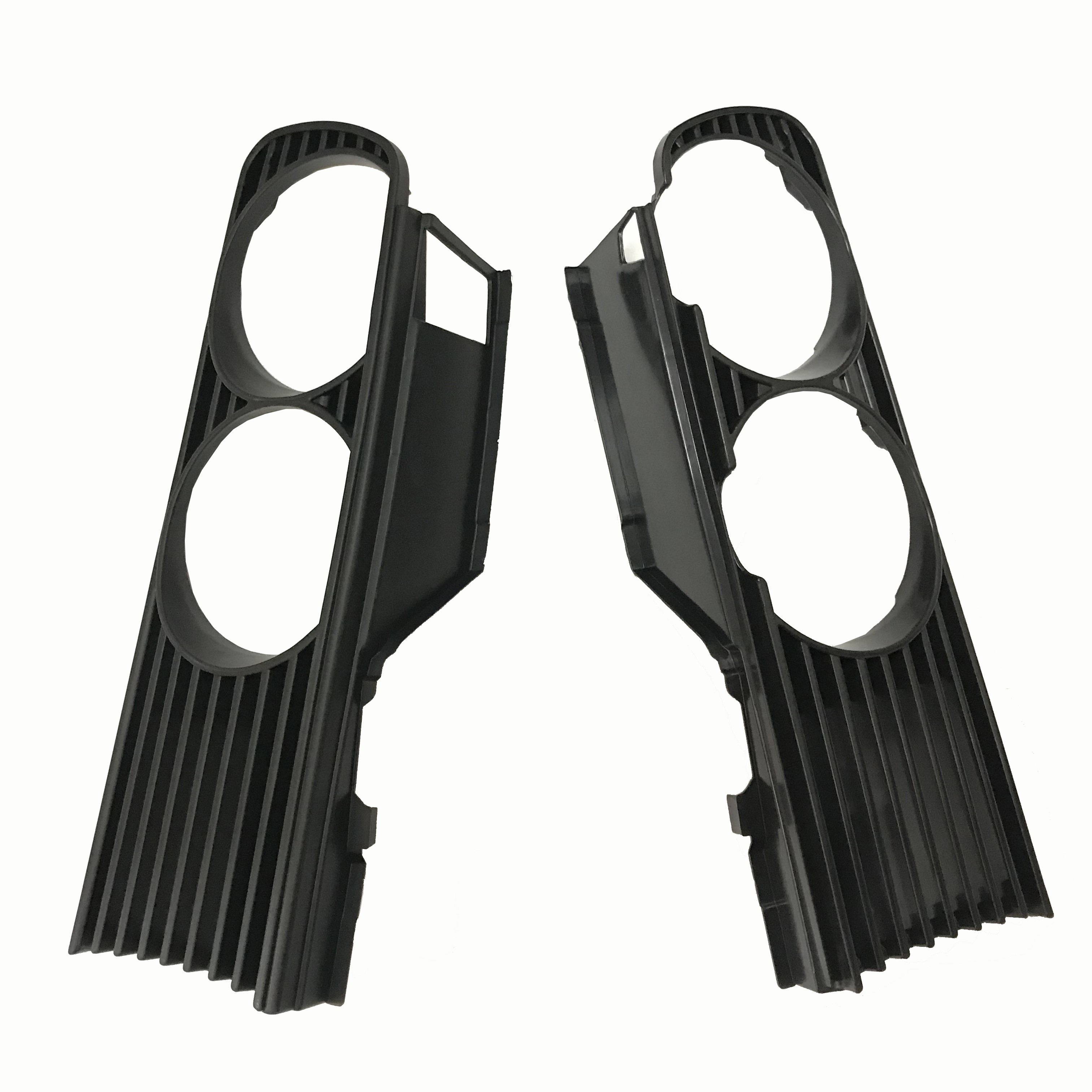 1 Pair OEM Auto Front Head lamp light headlight Grille Case cover For BMW <font><b>E30</b></font> 318i 318is 325es 325i 1983-1991 image