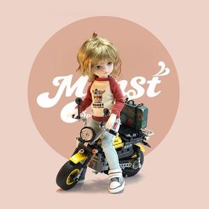 Image 5 - Monst دمية متعددة المفاصل المنقولة صنعة بديعة هدية صندوق لعبة مناسبة للأطفال فوق سن 13 عاما