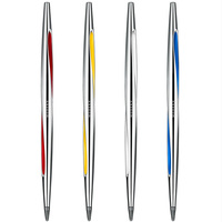Немецкая Современная креативная безчернильная металлическая вечная ручка бета-ручка не нужно добавить чернила в подарок новинка пользова...