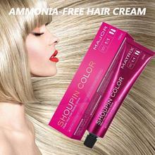 2020 Professional Mermaid Hair Coloring Shampoo Mild For All Hair colors Safe semi hair Hairs permanent Dyeing dye Shampoo E4E8