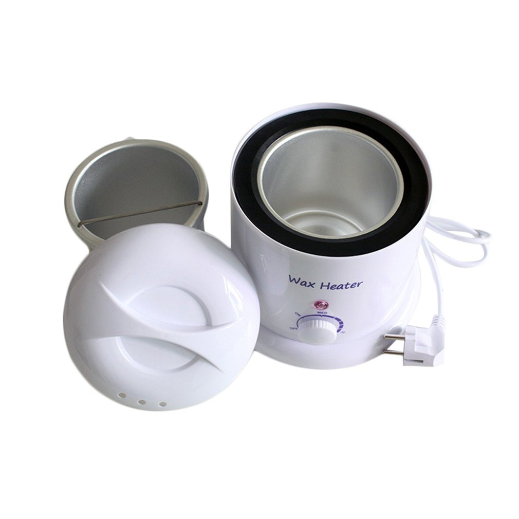 Compact 1000ML Warmer Wax Heater Mini SPA Hand Epilator Feet Paraffin Wax Machine Body Depilatory Hair Removal Tool