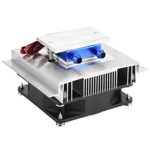Peltier-Cooler-Kit Refrigeration Thermoelectric Semiconductor 50W for 15L Water
