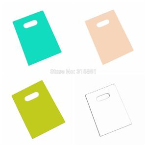 Image 3 - Plastic Gift Bags,jewelry Packaging Pouches, Colorful Plastic shopping bags,Gift Packaging Pouches  20pcs/lot