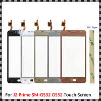 "AAA High Quality 5.0"" For Samsung Galaxy J2 Prime Duos SM-G532 G532 Touch Screen Digitizer Sensor Outer Glass Lens Panel"