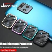Custodia protettiva per anello in metallo per Xiaomi Redmi Note 9 9S 7 Pro Max Redmi K30 Poco F2 Pro Cover in vetro temperato