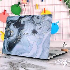Image 5 - Nueva funda de mármol con impresión 3D para MacBook, funda para ordenador portátil para MacBook Air Pro Retina 11 12 13 15 13,3 15,4 pulgadas Torba