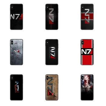 For Redmi 3S 4X 4A 5 5A 6 6A 7 7A 8 8A 8T 9 9A K20 K30 S2 Y2 Pro Plus Ultra Soft Cute Skin Greatest Mass Effect N7 Armour image
