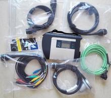 2020 고품질 MB 별 C4 공용 영역 SD 연결 별 진단 DAS 체계 Bens Diag 공구를위한 조밀 한 4 다중화기 자유로운 shippi