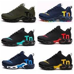 وصل حديثًا موضة عام 2020 حذاء رجالي غير رسمي طراز Tn حذاء رجالي من Zapatos Hombre حذاء رجالي موديل Tn regin Pas Cher مقاس أوروبي 40-46