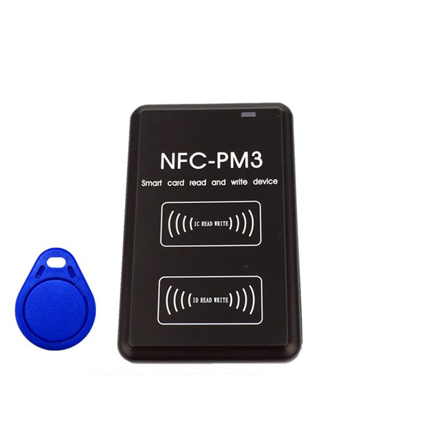 NFC-PM3 Card Copier Reader Writer Duplicator For IC Cards, Smart Card Read And Write Device, Free Drive Comes With Software