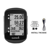 Bike Computer Speedometer Cadence Sensor Cycling Gps GARMIN Edge130 Support-Speed Wireles