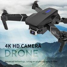 L701 e88 e525 rc mini drone 4k profissão hd grande angular câmera wifi fpv altura manter drones câmera quadrocopter helicóptero brinquedo