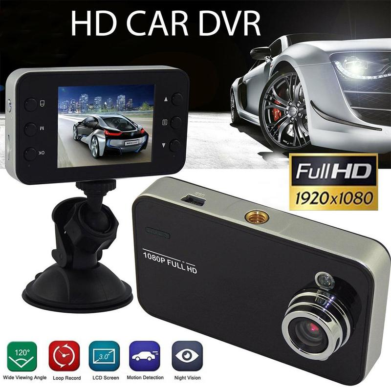 In Compact Camera Full Hd 1080p Recorder Camera Motion Camera Video Dv Portable Dashcam
