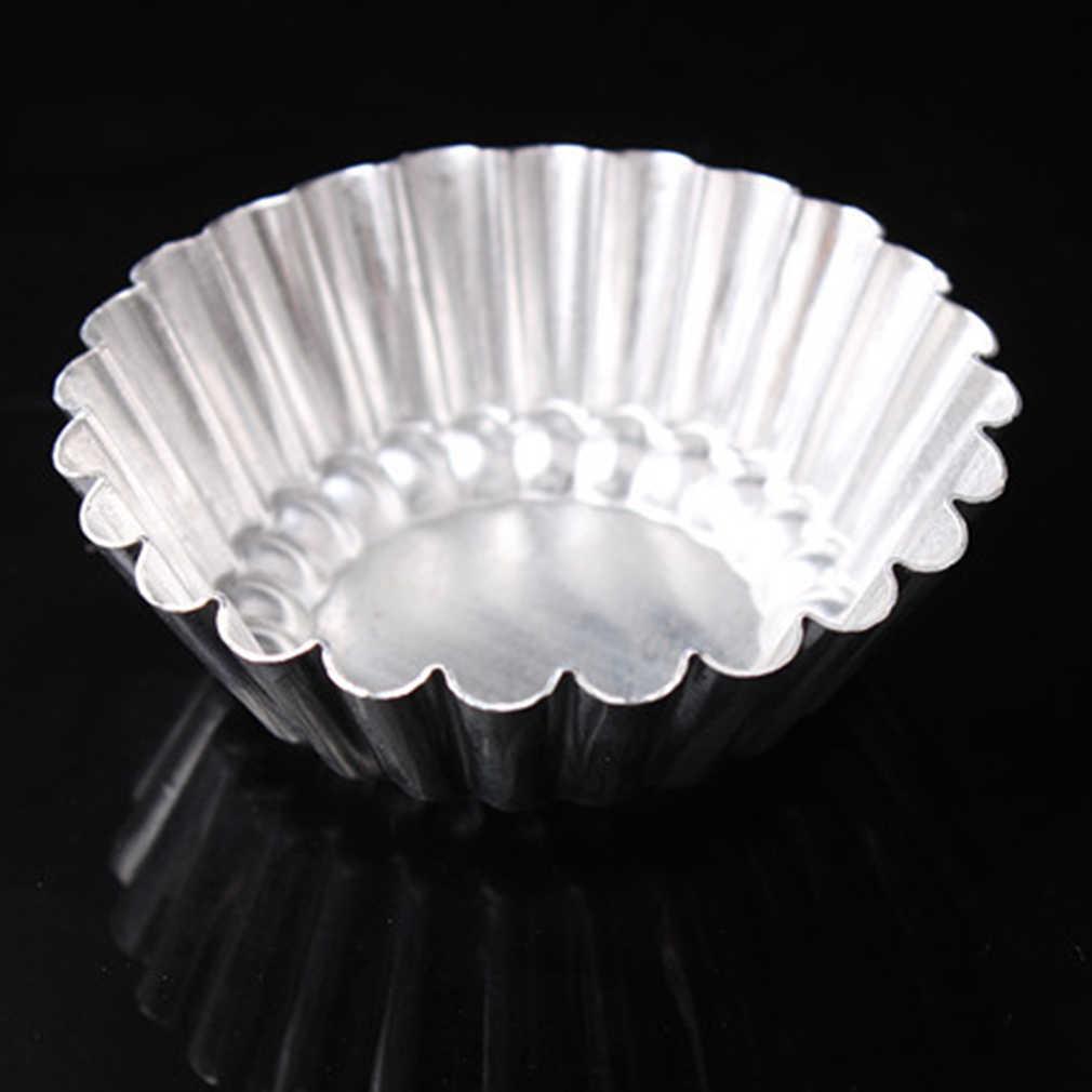 Profesyonel alüminyum kalınlaşmış Tart kalıp mutfak aksesuarları pişirme pasta Bakeware aracı gıda güvenliği