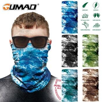 Girl Men Windproof Sun Protection Cycling Bandana Face Scarf Tube Sport Masks Running Fishing Ski Headband Neck Gaiter Summer