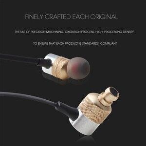 Image 5 - Awei ES 20TY Isolamento de Ruído de Ouvido de Baixo Pesadas com Microfone Fones De Ouvido Handsfree Fone de Ouvido com 1.2m de linha de fone de Ouvido Universal