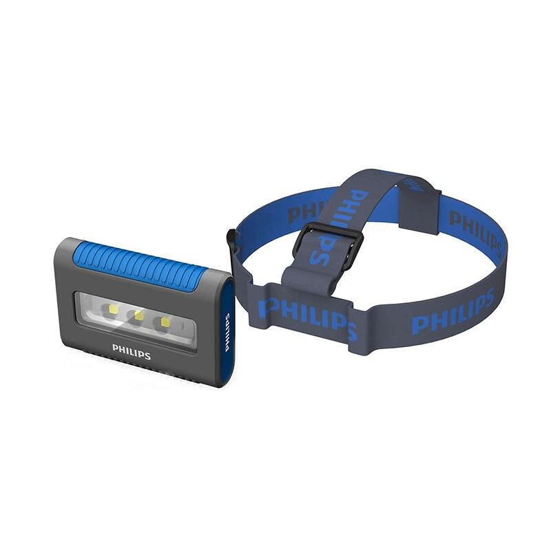 Фото - PHILIPS LPL38set2 for Flashlight (head) led. (blue) RCH6 LED, 130/70 LM, removable (2 pcs) 62866 wg 2012 creative tortoise style led white flashlight keychain green 2 pcs 3 x lr41