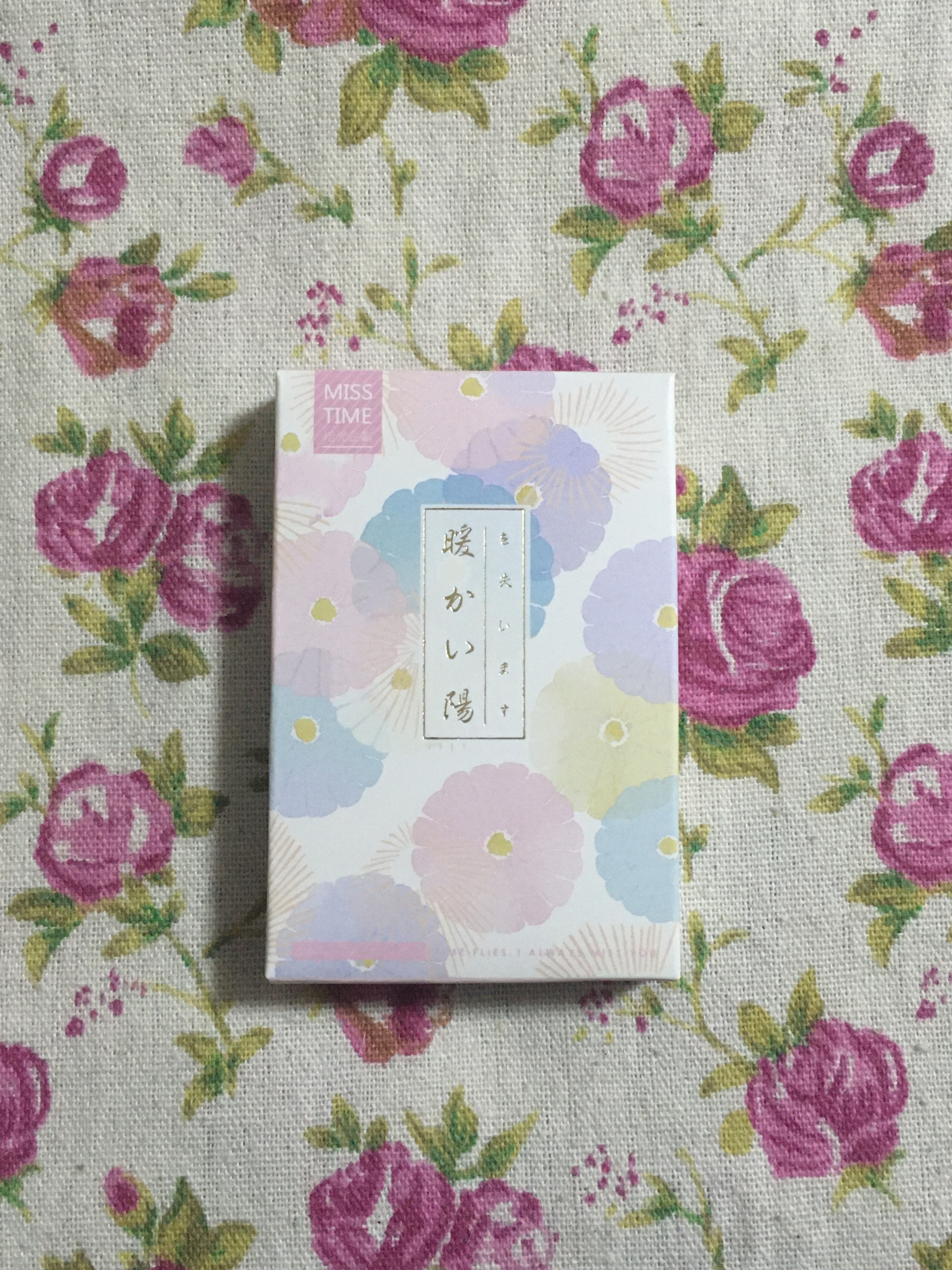52mm*80mm Warm Sun Paper Greeting Card Lomo Card(1pack=28pieces)