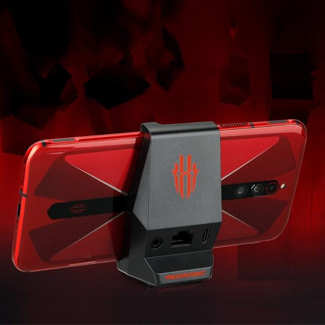Original ZTE nubia Magic box 5G Expansion Dock octopus Gamepad Wireless-Bluetooth Gamepad Joystick Controller and 6-Axis Handle 6