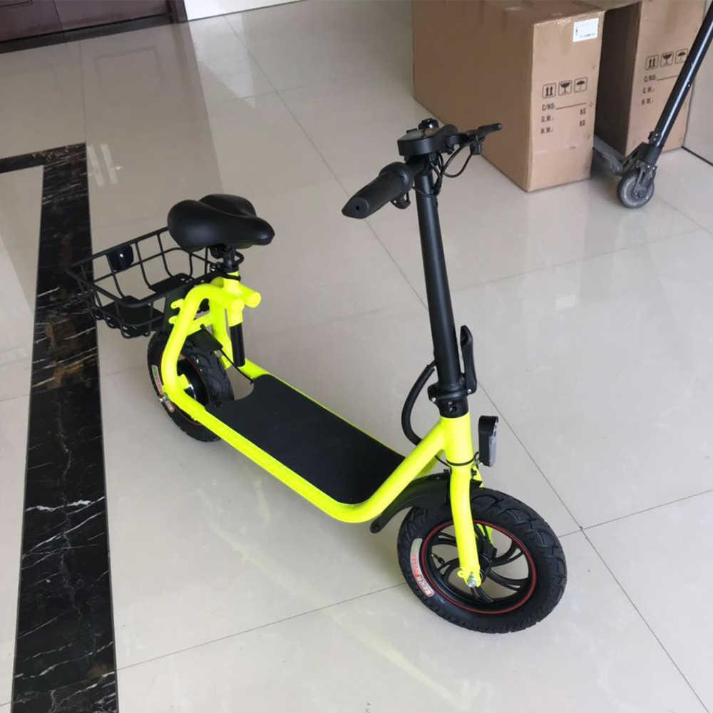 12inch BLDC Roller Hub Motor Rad 48V 500W Bürstenlosen Nicht-Getriebe Hub Motor 36V 350W E Bike Motor Rad Für Elektrische Roller Ebike