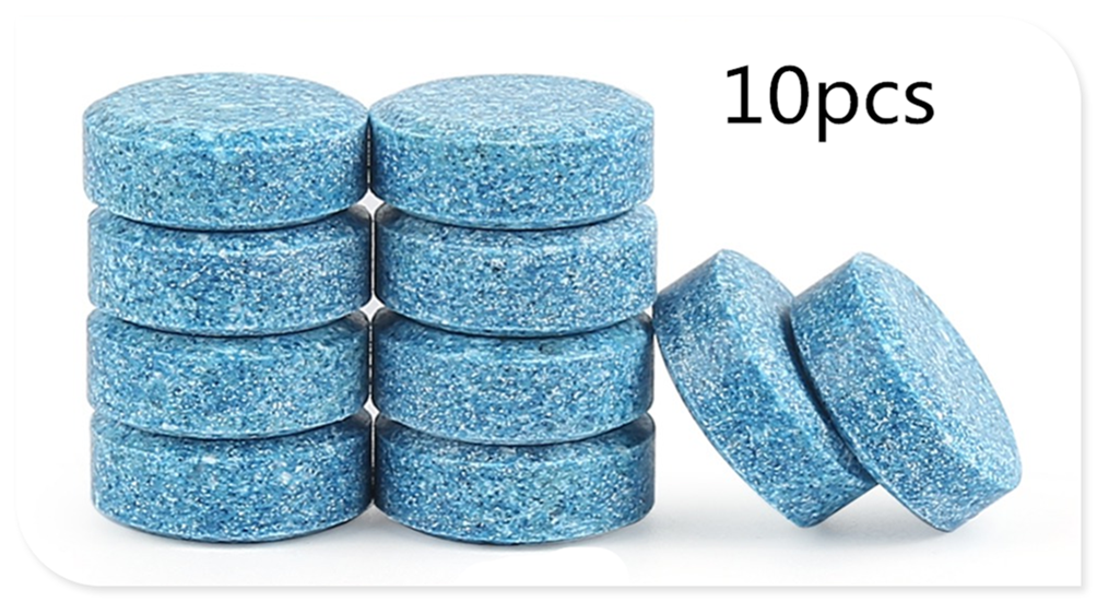 Wiper Fine Car Glass Water Concentrated Detergent Effervescent Tablets For Volkswagen Vw Touran 1.4 Fox 1.2 Touareg2 GolfA5 GT