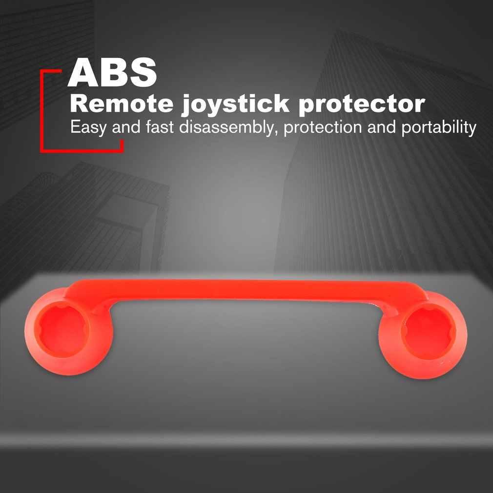 Remote Control Full Bar Perlindungan ABS Pemegang Memperbaiki Bracket untuk Hubsan Zino H117S RC Drone Aksesoris Joystick Pelindung