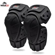 WOSAWE мотоциклетные наколенники для мотокросса защита колена для мотогонок Защитная Экипировка для мотокросса наколенники MTB наколенники