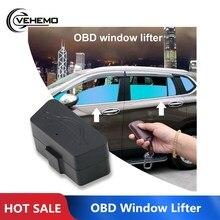 Vehemo автоматический OBD профессиональный Прочный доводчик окон автомобиля пульт дистанционного управления двери авто окно доводчик закрывающий модуль системы