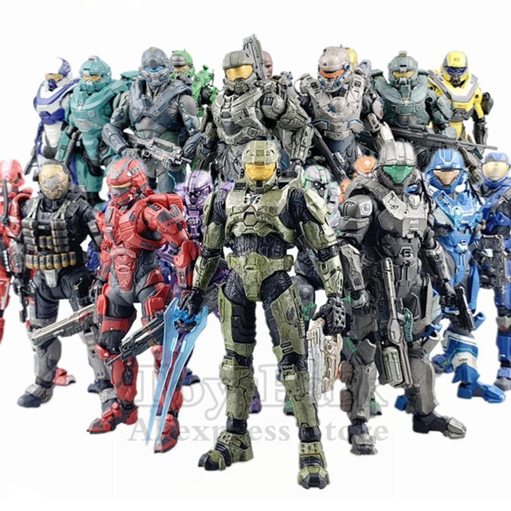 Original Mcfarlane Toys Halo Series 5