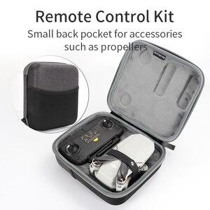 Image 1 - SEASKY di Trasporto Carry Caso di shell Duro sacchetto di Immagazzinaggio per DJI Mavic Mini Drone Multi funzionale drone Accessori di alta qualità
