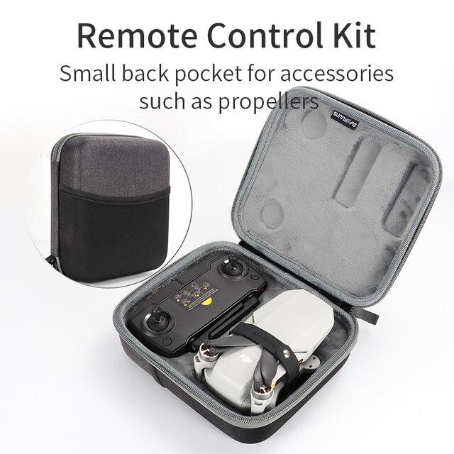 SEASKY di Trasporto Carry Caso di shell Duro sacchetto di Immagazzinaggio per DJI Mavic Mini Drone Multi funzionale drone Accessori di alta qualità