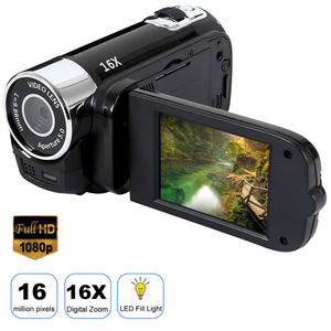 Video-Record Camcorder Digital-Camera Anti-Shake Shooting Professional Selfie High-Definition
